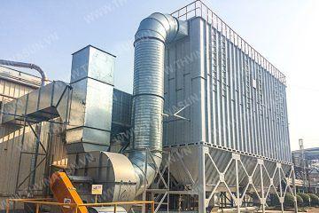 Hệ thống hút bụi máy chà nhám và gia công gỗ – Nitori